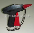 Durable super long tag gun for garments