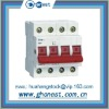 HD1-125 4P Din rail isolating switch