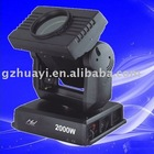 Outdoor stage moving head light