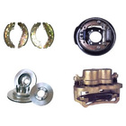 Brake Drums, Brake Calipers, Brake Rotors, Brake Pads,