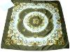 Islamic luxury silklike square kerchief