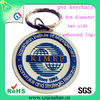 Two Side Embossed Pvc Keychain