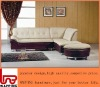 L-shape leather sofa set B13