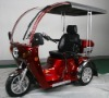 2011 New Gas Tricycle with Rain Cover
