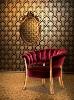 wooden chair B006