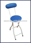 Blue PVC Bar Chair XC-2A-005B