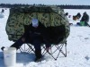 Canopy Chair,Beach Chair,Folding Chair,Ice Fishing Chair