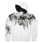 Free Custom-made Hoodies with Sublimation Printing 2012