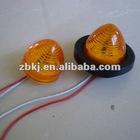 """12V 2"""" Beehive LED Warning Light with 6 super Flux LED"""