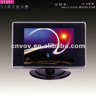 "3.5"" LED digital screen 2 Video input 1 Audio output table model with mirror"