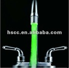 led automatic kitchen faucets