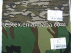 100%cotton rip-stop camouflage fabric for military