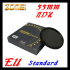 Zomei Resin 55mm Variable nd neutral density filters in photography