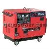 Diesel generator GEGO 3500T soundproof generator 3kw