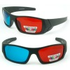 3D Plastic Glasses