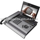 7``VOIP VIdeo phone RJ45 Video phone,SIP&H323 Video phone