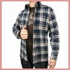 Smart plaid shirts for men