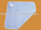 100% cotton color printed napkin