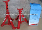 2TON Foldable Jack Stand, Axle Stands, Car Jack Stands
