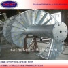 Spiral Staircase for Commercial and Industrial Applications