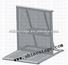 good concert barrier aluminum concert barrier