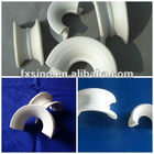 Ceramic Saddle Ring for scrubber, dryer tower