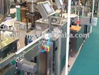 automatic screw cap sealing packing machine
