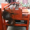 2012 hot sale air conditioning radiator crusher and separator