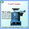 vertical crushing coal powder making machine