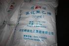 Chlorinated polyethylene (CPE)