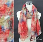 fashion colorful fall scarf 2012