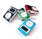 mp3 player with screen/2012 Newest digital MP3 player/Cheapest promotional gifts