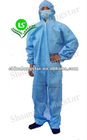 PP Nonwoven Coverall With Hood