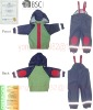Children Rainsuit
