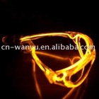 WAN YU EL Flash Sunglasses/Glasses-B type