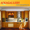European Classical Style Solid Wood Kitchen Cabinet