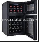 High quality hot sale Thermoelectric Wine cooler Suitable for home or hotel