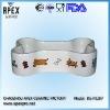 Animal Shaped Dog Bowl, Bone Shaped Bowl (DS-P1207)