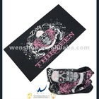 Pop Skull Tube Head Scarf