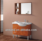 Contemporary bathroom vanity X-034