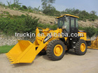 Chinese wheel loader with ZF transmission