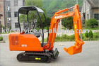 VT15 / 1.5T hydraulic new mini excavator with CE