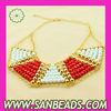 2013 New Design Fashion Beaded Necklace Wholesale