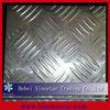 Chequered / teardrop steel sheet