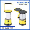 ABS material solar hanging lantern string lights 8pcs led and mobile charger