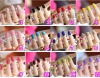 Nail art flocking velvet manicure powder