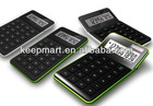 new electronic gift/gift calculator/dual power desk calculator