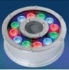 9*1W RGB LED underwater light,ring shape