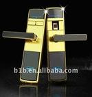 2012 New Design biometric fingerprint lock