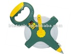 100m long fiber glass tape measure